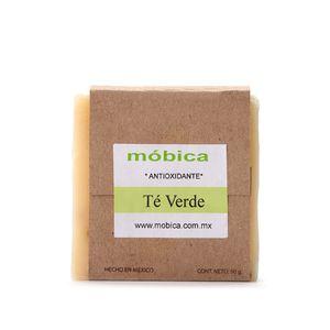 Jabón Antioxidante de Te Verde