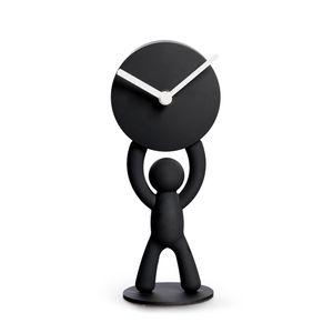 Reloj Escritorio Buddy 118510-040 Negro