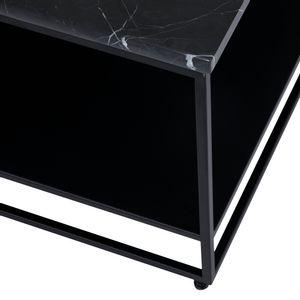 Mesa de Centro XL Mármol Negro