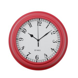 Reloj de Pared Lenti Rojo