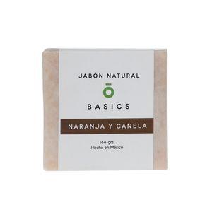 Jabón Hidratante / Naranja y Canela