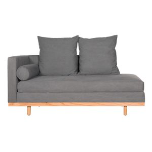Chaise Nut